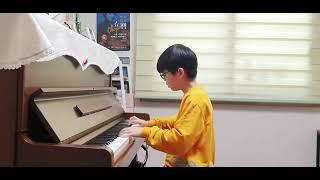 리틀쇼팽 김주호 - 모차르트 소나타 12번 3악장 (M…