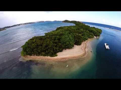 Cas Cay (Happy Island), US Virgin Islands