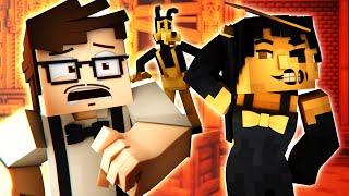 """Art of Darkness""   Minecraft BATIM Animation Music Video (Song by The Stupendium)"