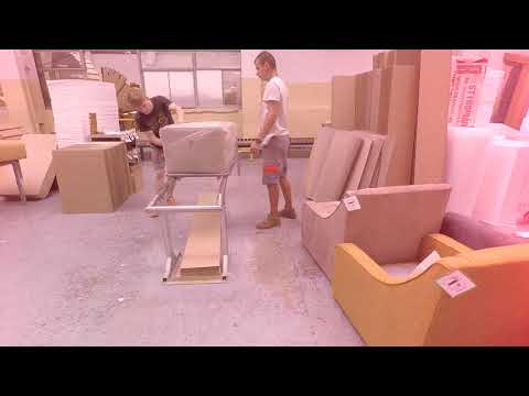 Работа на польской мебельной фабрике. Четвертая часть