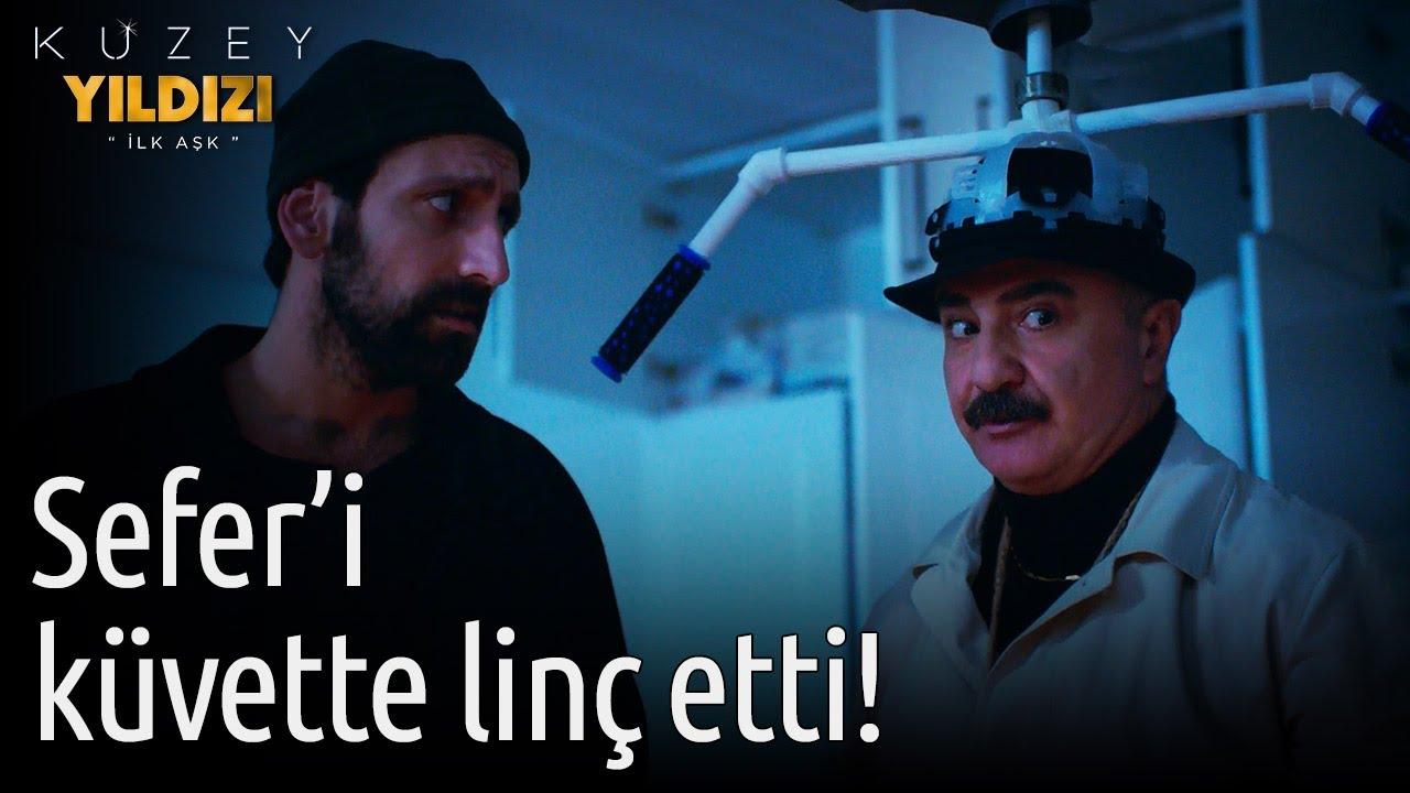 Kuzey Yıldızı İlk Aşk 45. Bölüm - Sefer'i Küvette Linç Etti!