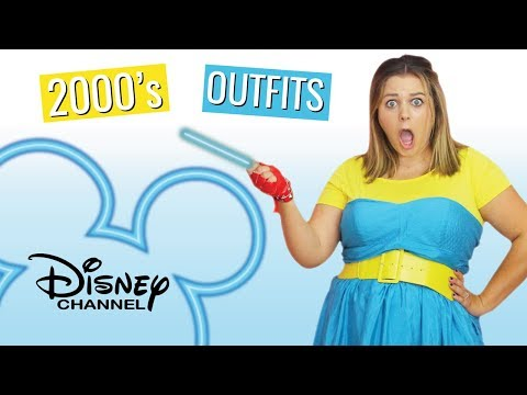 I Dressed Like a 2000's Disney Star for a Week