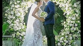 Wedding in Bali - Aubrey Miles and Troy Montero