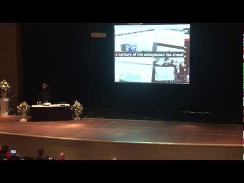 Stephen Heppell - Keynote Speaker At 2011 EVSC ELearning Revolution