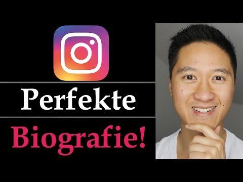 Instagram Biografie - Deine Perfekte Instagram Biografie gestalten