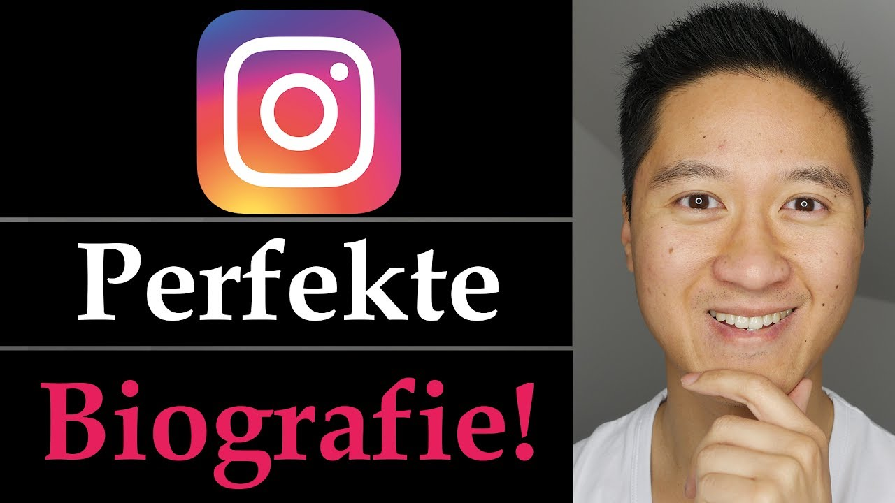 Instagram Biografie Deine Perfekte Instagram Biografie Gestalten
