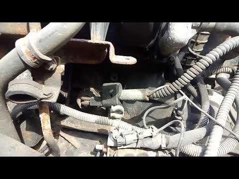 Mercedes vito w638 Кипятильник на 220вольт ОМ611 CDI 2.2L