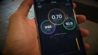 tinhtevn - giao dien garmin connect tren smartphone