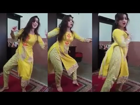 Pakistani Dance By Desi Girl at Home 2018 HD By DSS @ YouTube