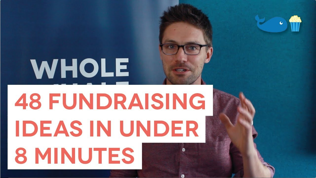 48 Fundraising Ideas to Add to Your Nonprofit's Calendar