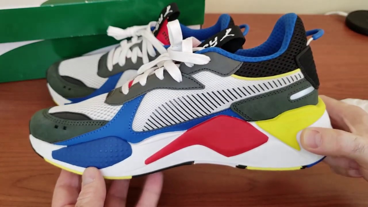 Puma RS-X Toys - Probably The Best New