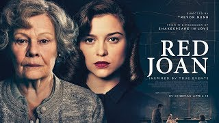 RED JOAN (2019) - MOVIE REVIEW: Judi Dench, Sophie Cookson, Tom Hughes, Dir. Trevor Nunn