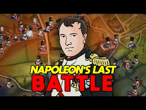 How did Napoleon Lose Waterloo? (ft. AltHistoryHub) | Animated Mini Documentary