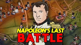 How did Napoleon Lose Waterloo? (ft. AltHistoryHub) | Animated History