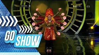 Whoa! Sanggar Delima performing Indonesian Traditional Dance