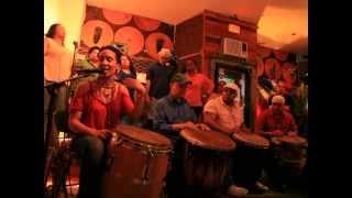 Borikemetics The Cipher Vol. 1 - Bambula tocando Bomba puertorriqueña