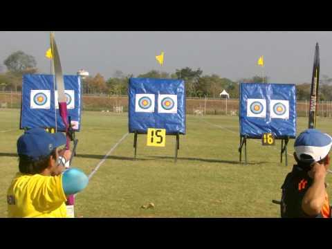 กีฬายิงธนู การแข่งขันกีฬาคนพิการแห่งชาติครั้งที่ 33 โคราชเกมส์ (2)