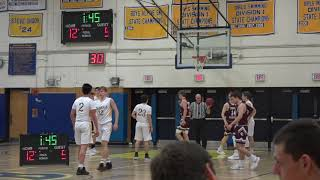 ABRHS Basketball VS Concord Carlisle 1/29/19