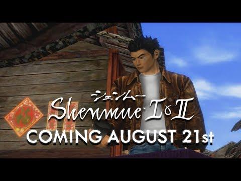 Shenmue I & II Pre-order Trailer