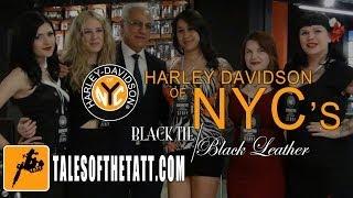 Harley Davidson NYC Black Tie /  Black Leather Event