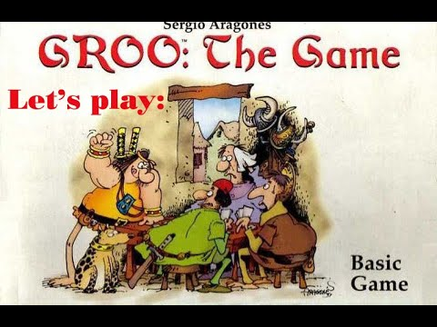 Download Groo: The Game  (based on the unforgettable comics drawn by Sergio Aragonés)