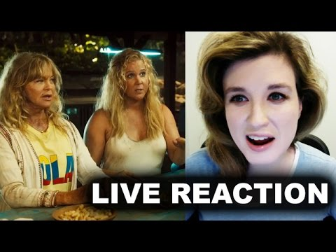 Thumbnail: Snatched Trailer Reaction