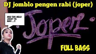 Gambar cover DJ jomblo pengen rabi(joper) full bass - DJ full bass - DJ tik-tok - putri kristya
