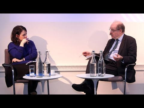 Professor Sir Mark Walport the role of UK Research and Innovation