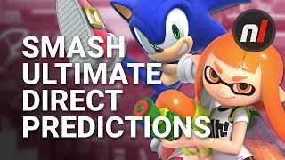 Smash Bros. Ultimate Direct Predictions - New Fighters, New Stages, What Else? w/ Arekkz