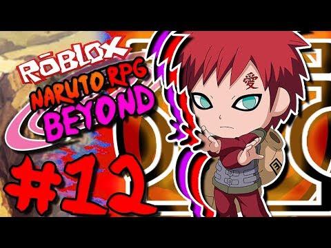 FINDING AND DEFEATING THE SAND NINJA GAARA!   Roblox: Naruto RPG BEYOND (NRPG) - Episode 12