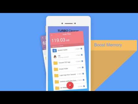 Turbo Cleaner Is A Best Booster For Android