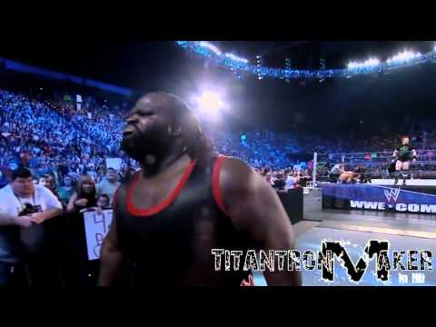 Mark Henry ♦ Custom Titantron ♦ Some Bodies Gonna Get It ♦ 2011