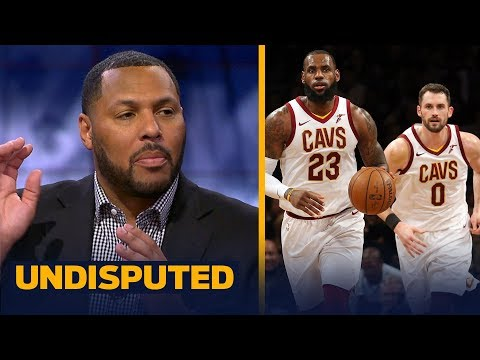 Eddie House shares a message to LeBron's teammates ahead of Cavs' Game 5 vs Pacers | UNDISPUTED