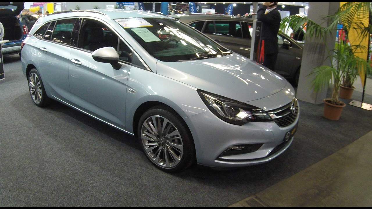 opel astra k sports tourer innovation silver colour walkaround and interior youtube. Black Bedroom Furniture Sets. Home Design Ideas