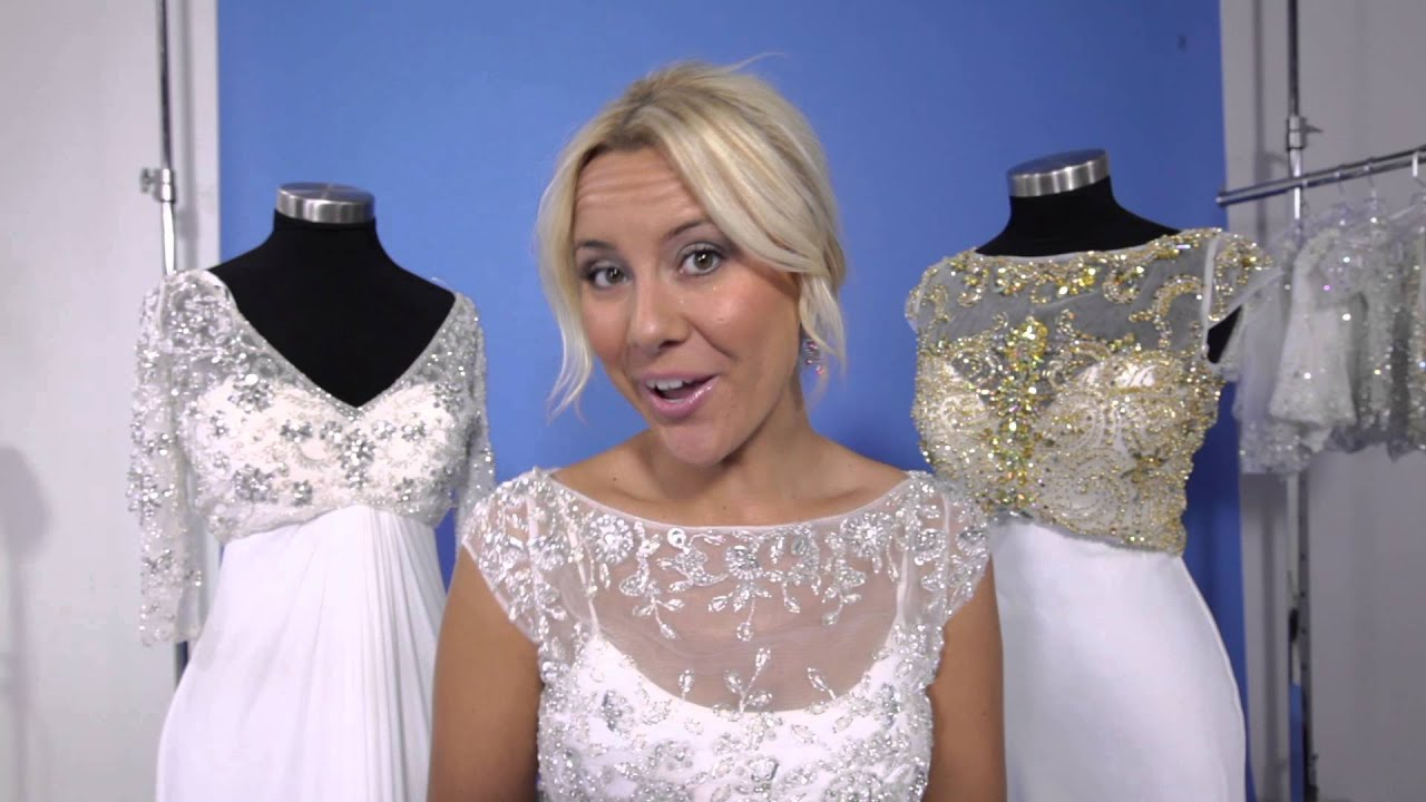 NEW COLLECTION* Vegas Bridal | Destination Wedding Dresses - YouTube
