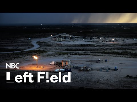 Texas Is on Fire With Polluting Flares From Fracking | NBC Left Field Mp3