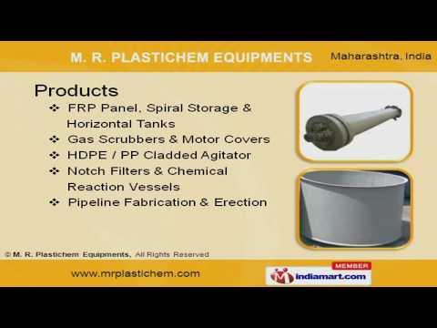 Process Equipment By M. R. Plastichem Equipments, Navi Mumbai