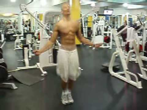 Burn Body Fat!!! Fast Muscle Gain!!! (Brandon Carter ...