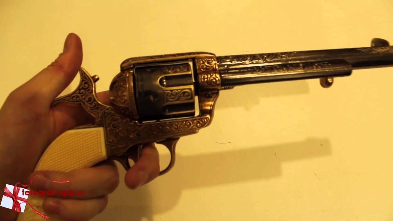 фото кольт револьвер
