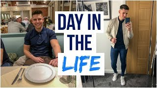 Gambar cover A Full Day In My Life | Josh Sullivan (Haircut, Gym, Diet & Outfit) #4