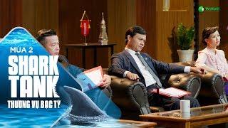 Shark Mà Cứ Thuận Theo Mọi Thứ Thì Không Phải Là Shark | Shark Tank Việt Nam | Thương Vụ Bạc Tỷ