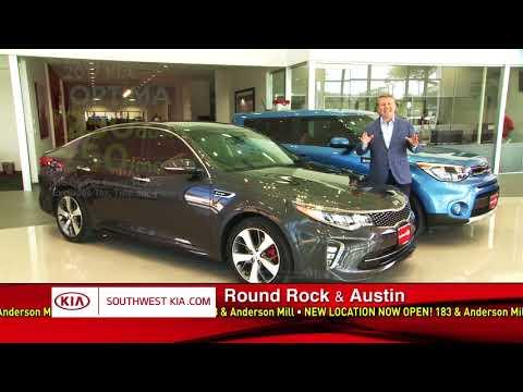 Southwest Kia Austin >> Ka0218 Optima30 Youtube