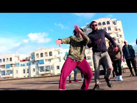 Prince Ft Solonation - Street workout  - [Clip Officiel]