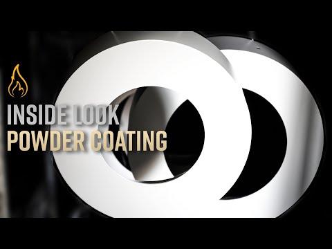 Inside Look [Powder Coating]