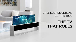 [LG SIGNATURE OLED R] The Most…