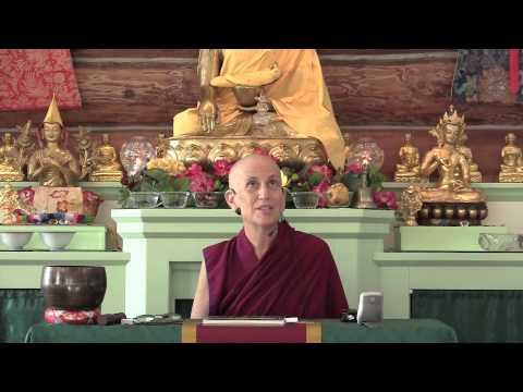 01 4 Establishments Of Mindfulness Retreat, 1-23-13