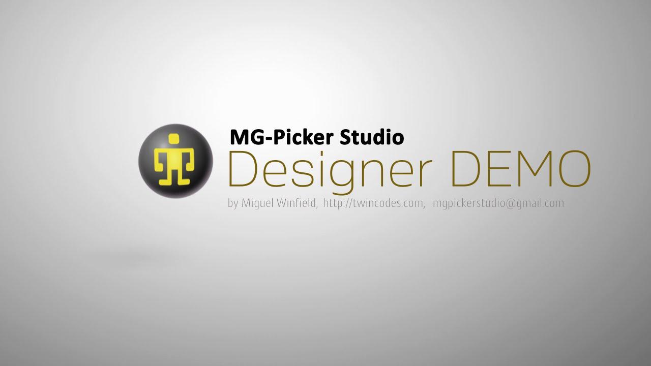 MG-Picker Studio