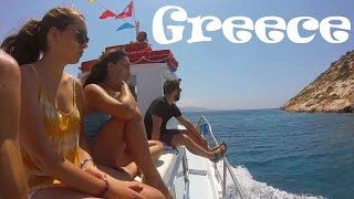 Awesome Greek Islands Nude Beach Adventure!