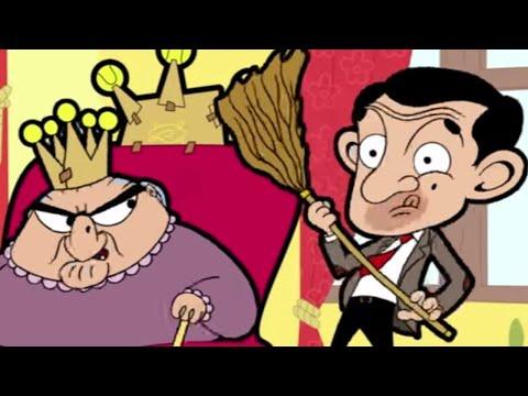 A Royal Makeover | Season 1 Episode 41 | Mr. Bean Cartoon World