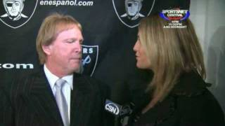 COULD THE OAKLAND RAIDERS BECOME THE LA (LOS ANGELES) RAIDERS???
